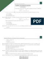 Ejercicios Fundamentos Matemáticos de la Informática