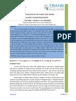 55. Agri Sci - Ijasr-Antifungal Efficacy of Garlic and Ginger Against Sclerotium Rolfsii