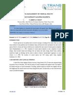 57. Agri Sci - IJASR-Successful Management of Corneal Opacity in Asian Elephants _Elephas Maximus_