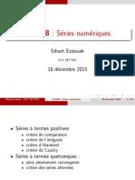 Serie Numeriques