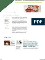 Carence Et Surdosage _ Nutrition Nutriments _ Mieux-Être _ LeFigaro.fr - Santé