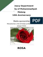 2 Proposal Sponsorship