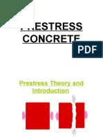 Prestress Concrete