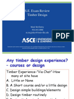 01. Session IV - Timber Design