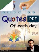 365 Daily Quotes- Zedik Faisal