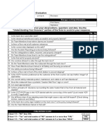 04 Safety CHAMPIONS Review Evaluation A4