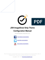 Jsn Theme Strip Configuration Manual