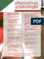 Revista Alternativas en Psicología - Número 31