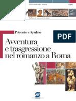 Petronio e Apuleio - Avventura e Trasgressione Nel Romanzo a Roma Simone Per La Scuola 9788824446051 EDGT21605 1347635873377 Preview