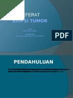 Biopsi Tumor