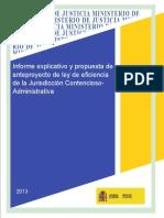 8. Informe Explicativo Propuesta Ley Eficiencia Documento No 8