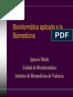 Proteomica, Genomica y Biosistemas