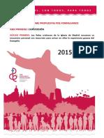 Informe Propuestas PDE Formulario 1