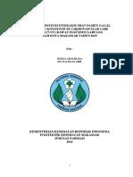 Analisis Interaksi Obat Pasien Gagal Jantung Kongestif di Cardiovascular Care Unit (CVCU)  RSUD Labuang Baji Kota Makassar Tahun 2015