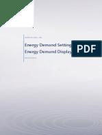 DEM16004E Energy Demand Demo 20160617
