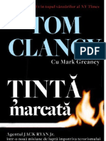 Tom Clancy - Tinta Marcata