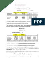 Esquemas de Gramática4 FLEXIÓN NOMINAL PARADIGMAS 3ª Declinación