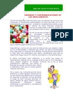 Charla 5 Minutos-SO- Efectos Secundarios de Los Medicamentos