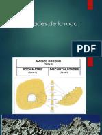 II Indice de Rocas