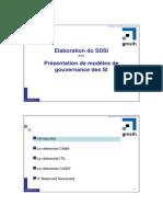 Connaitre Les Modeles de Gouvernance Des Systemes d Information