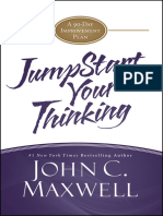 Jump Start Your Thinking