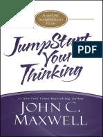 Jump Start Your Thinking