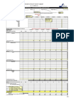 V12 Research Budget Template