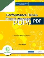 PDPM Case Histories Journal - Final