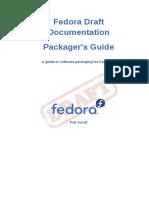 Fedora Packagers Guide en US