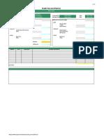 Excel Bank Reconciliation Template