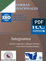 Normas-internacionales