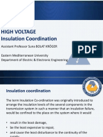HIGHVOLTAGE - L15 - Insulationcoord