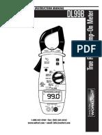 UEi DL99B User's Manual