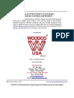 Woodco USA Catalogue