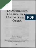 Mitologia Opera