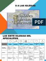 4. Mensajes a Iglesias