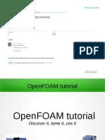 OpenFOAM Formation 102