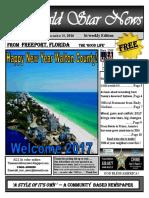 The Emerald Star News December 29, 2016 Edition