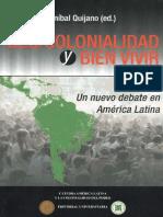 Descolonialidad y Bien Vivir (Anibal Quijano (ed.)).pdf