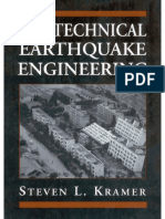 Geotechnical Earthquake Eng, Kramer