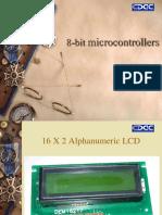 16 X 2 Alphanumeric LCD Interfacing