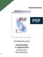 EPLAN_Predavanja