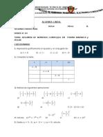03ejer Algebra Lineal