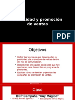 Diapositivas Semana 11 y 12 de Marketing II
