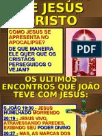 A REVELAÇÃO DE JESUS