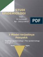 Desain Studi Epidemiologi Gizi