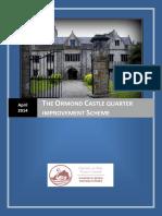 Ormond Castle Quarter Improvement Scheme 2014