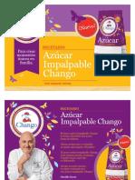 Recetario Chango Impalpable 2015