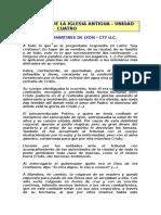 000111  29 - Los mártires de Lyon - Eusebio de Cesarea