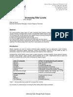 Activated Filler - Increasing Filler Levels - Asian Paper 2012